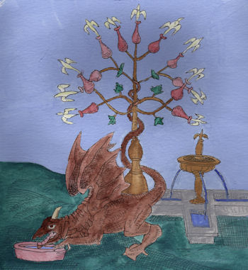 The Alchemical Tree