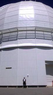 Mt. Wilson telescope